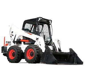 Skid Steer Bobcat
