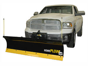 Snow Plow Meyer