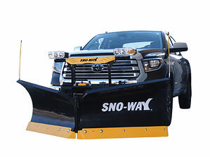 Snow Plow Sno-Way