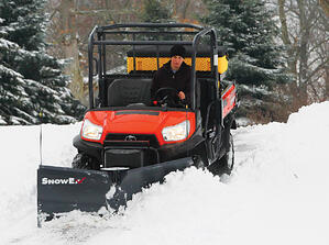 Snow Plow SnowEx