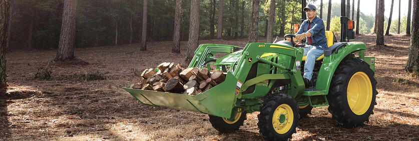 Tough and tiny, subcompact tractors can save the day