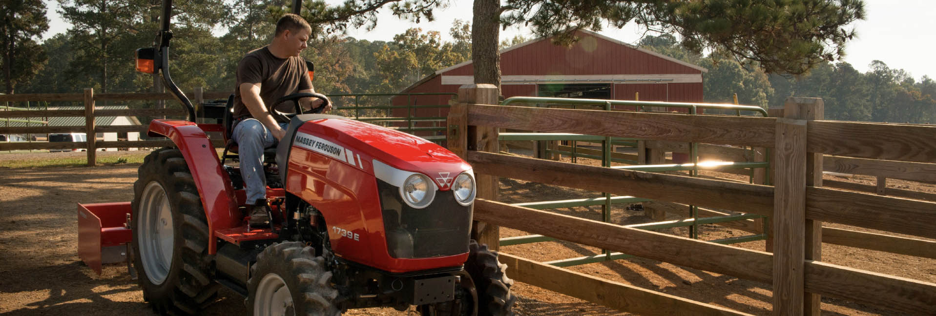 Compact Tractor 001