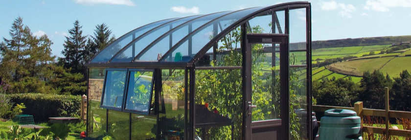 Hartley-Botanic greenhouse in a country vista