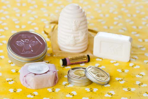 Products from beeswax
