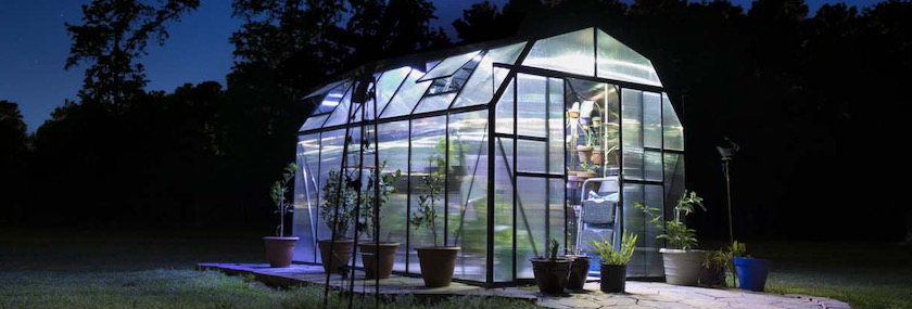 Getting your greenhouse ready for the season