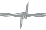 Barbed wire, type 2